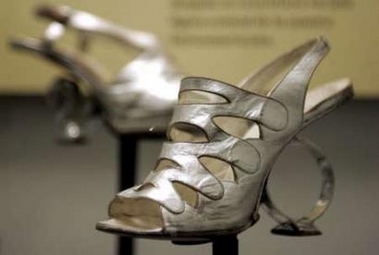 Celia Cruz's Shoe'es