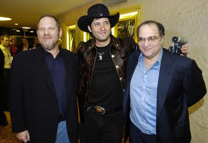 The ugly-to-the-bone Weinstein brothers make the Tex-Mex sandwich