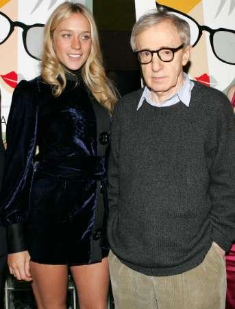 Chloe and her Grandpa