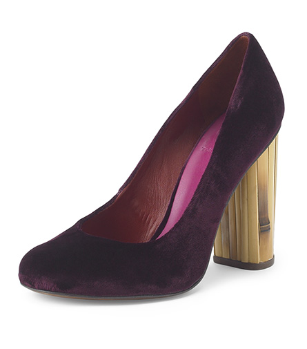 Tory Burch Velvet Bria Pump   Manolo Likes!  Click!