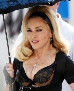 Madonna, circa 2012