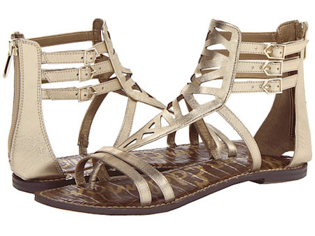 Georgia sandals from Sam Edelman