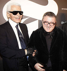 Alber Elbaz: Fear Eats the Soul!