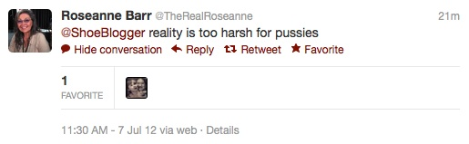 Rosanne Tweet of Doom