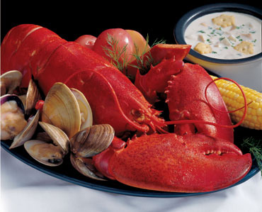 Lobster Clambake Supreme from Legal Seafood