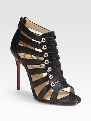 Christian Louboutin Denis Multistrap Sandals