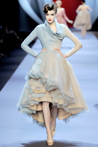 Christian Dior, Spring Couture 2011