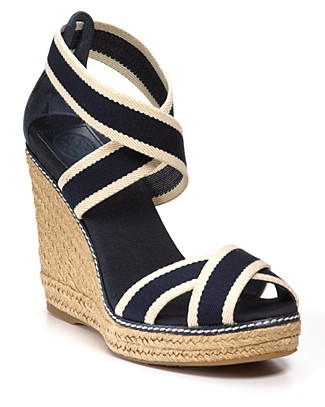 Tory Burch Contrast Espadrilles